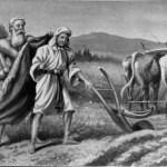 Del 1er libro de los Reyes 19,19-21. Sábado 14 de Junio de 2014.
