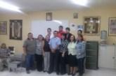 La escuela San Bernabé entrega diplomas a agentes de pastoral.