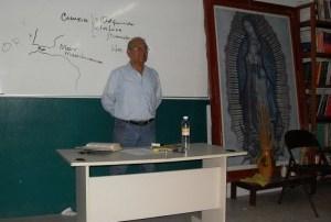 Lectio 19: En lo existencial. Pedro Peredo.
