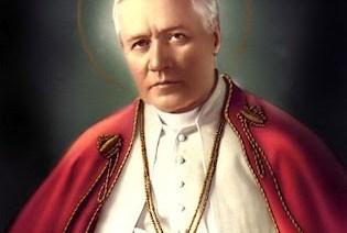 San Pío X.  Un luto doloroso