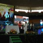 Una tradición importante en León XII congreso juvenil 2015.