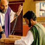 2a lect de la carta del Apóstol San Pablo a los Romanos 15,4-9.  Domingo 4 de Diciembre de 2016. II Domingo de Adviento.