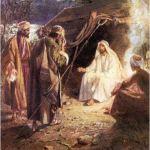 Evangelio San Juan 1,35-43. Miércoles 4 de Enero de 2017. Al comienzo del año civil.