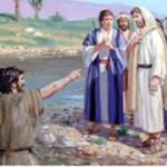 Evangelio San Juan 1,29-34. Domingo 15 de Enero de 2017.
