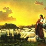 Salmo 22 (23),1-6. Miércoles 22 de Febrero de 2017. Fiesta de la Cátedra de San Pedro.