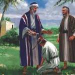 1a lect del 1er libro de Samuel 16, 1.6-7.10-13. Domingo 26 de Marzo de 2017. IV Domingo de Cuaresma.