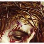 """""""La Sagrada Pasión de nuestro Señor Jesucristo"""" Por las benditas animas del Purgatorio. Día Jueves"""