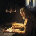 2a lect del libro de la carta a los Hebreos 10,4-10. Sábado 25 de Marzo de 2017. Solemnidad de La Anunciación del Señor.