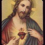 Sagrado Corazón de Jesús. Oración