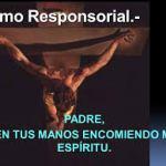 Salmo 30 (31), 1.5.11-12.14-16.24. Viernes 14 de Abril – VIERNES SANTO DE LA PASIÓN DEL SEÑOR.