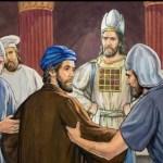 Del libro de los Hechos de los Apóstoles  6,8-15. Lunes 1 de Mayo de 2017.