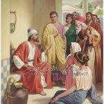 De la 2a carta del Apóstol San Pablo a los Corintios 8,1-9. Martes 20 de Junio de 2017.