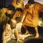 De la 2a carta del Apóstol San Pablo a los Corintios 4,6-15. Viernes 16 de Junio de 2017. Misa de La Preciosísima Sangre de Nuestro Señor Jesucristo.