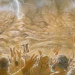 1a lect del libro del Éxodo 19,2-6. Domingo 18 de Junio de 2017.