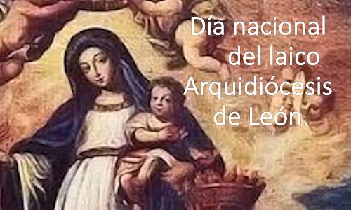 Expectativas por el día nacional del laico: iglesia católica.