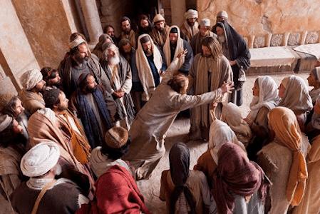 Jesús invita a tenerle confianza y fe en este tiempo Mc 1, 21-28.