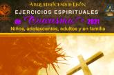 Listos ejercicios espirituales cuaresmales 2021 DIDEC Arquidiócesis de León.
