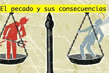 El pecado y sus consecuencias. Kerigma la buena nueva.