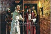 Del libro de los Hechos de los Apóstoles 5,17-26. Miércoles 14 de Abril de 2021.