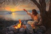 Evangelio San Juan 21,1-14. Viernes 9 de Abril de 2021.
