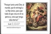 Evangelio San Juan 3, 16-21. Miércoles 14 de Abril de 2021.