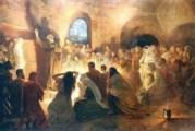 Del libro de los Hechos de los Apóstoles 4,32-37. Martes 13 de Abril de 2021.