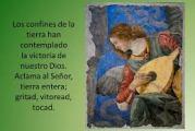 Salmo 97,1-4. Sábado 1 de Mayo de 2021. SAN JOSÉ OBRERO.