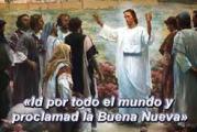Evangelio San Marcos 16,9-15. Sábado 10 de Abril de 2021.