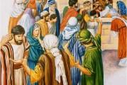 Evangelio San Mateo 12,46-50. Martes 20 de Julio de 2021.  Misa por la Familia.