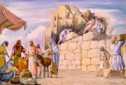 Del libro del Profeta Ageo 1,15-2,9. Viernes 24 de Septiembre de 2021. Nuestra Señora de la Merced.