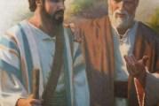 De la 2a carta del Apóstol San Pablo a Timoteo 4, 9-17. Lunes 18 de Octubre de 2021.Fiesta de  San Lucas Evangelista.