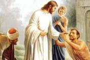 Salmo San Marcos 10, 46-52. Domingo 24 de Octubre de 2021. Día Mundial de las Misiones.