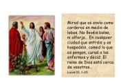Evangelio San Lucas 10,1-9. Lunes 18 de Octubre de 2021. Fiesta de San Lucas Evangelista.