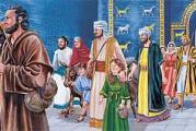 Salmo 125, 1-6. Domingo 24 de Octubre de 2021. Domingo 24 de Octubre de 2021. Día Mundial de las Misiones.