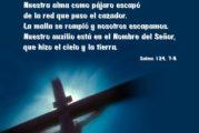 Salmo 123, 1-8, Miércoles 20 de Octubre de 2021. Misa votiva de San José.