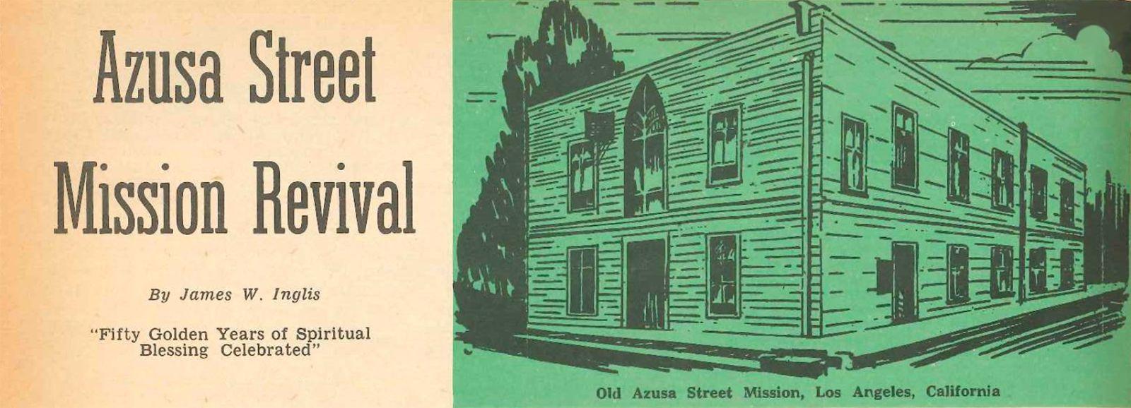 Azusa Street Mission Revival