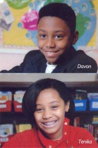 Devon and Tenika