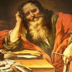 painting of the apostle Paul