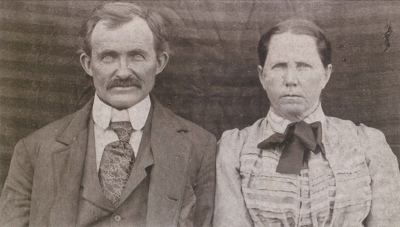 R.G. and Barbara Spurling