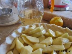 apple pie, pie-a-day, kcrw