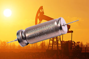 Evans Capacitor Company High Temperature Products