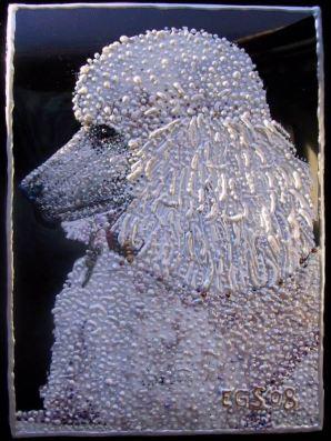 Pet Portrait - Lola by E.G.Silberman, 2008 (2)