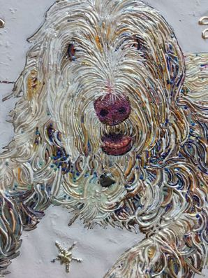 Bianca - Portrait - Evan Silberman NYC - Detail