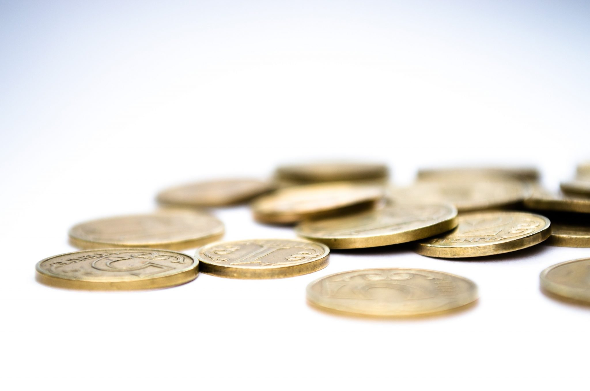 money gold coins finance - The Power of Investing in You
