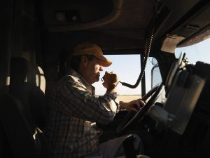 Adding trucking technology to trucking companies' fleets improves safety, saves money, and saves time.