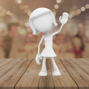 EVA - Event Virtual Assistant Waving