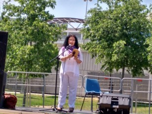 EVA en Arganzuelafest 2018