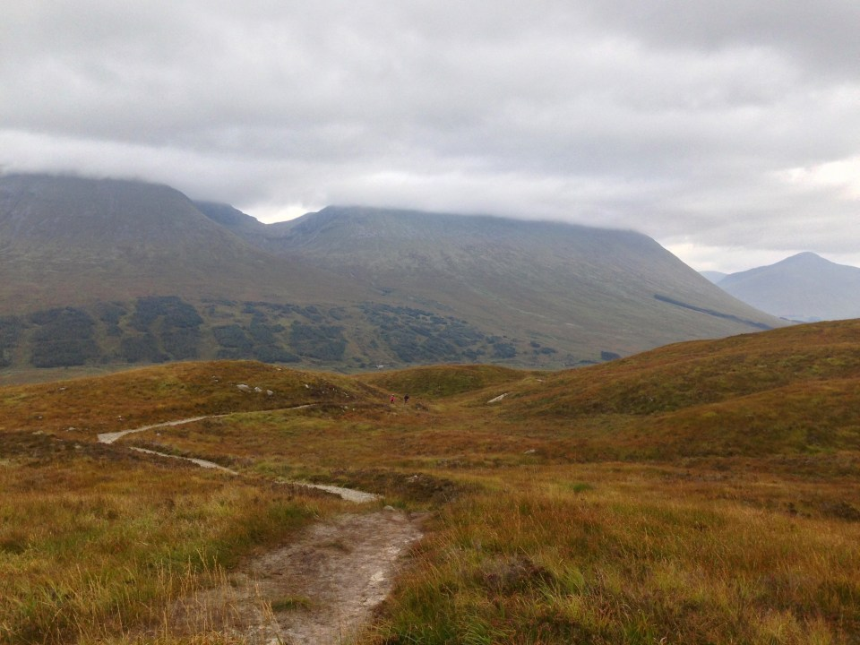 West Highland Way - Inveroran