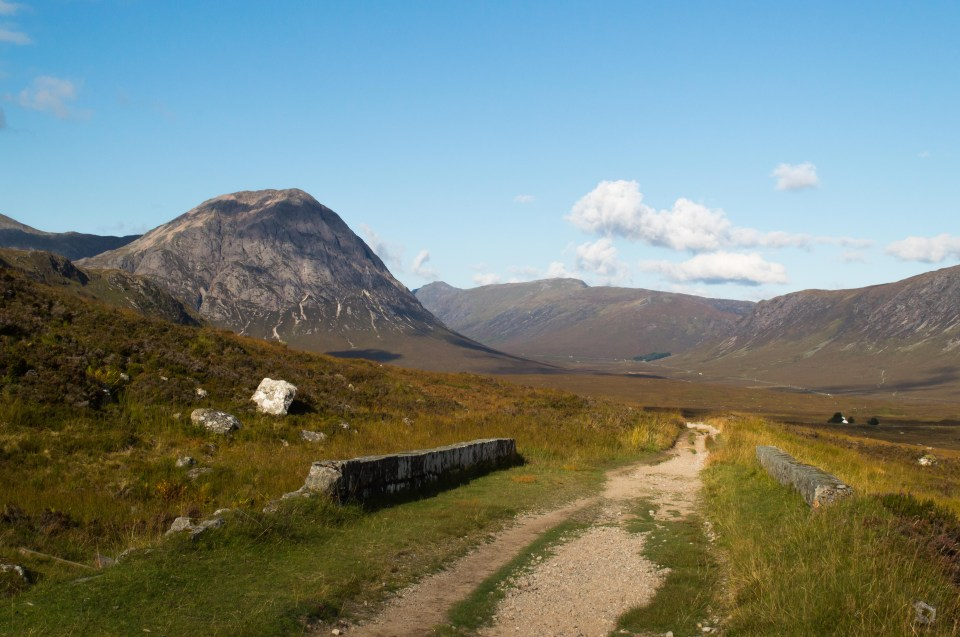 Glen Coe, West Highland Way