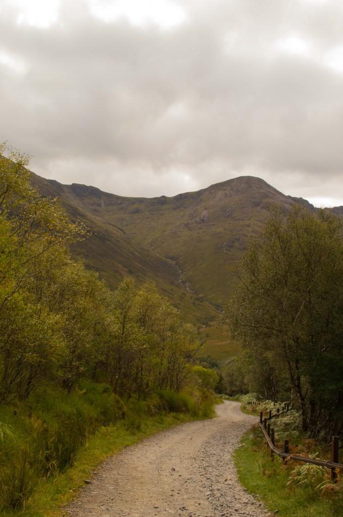 West Highland Way - Kinlochleven Trail